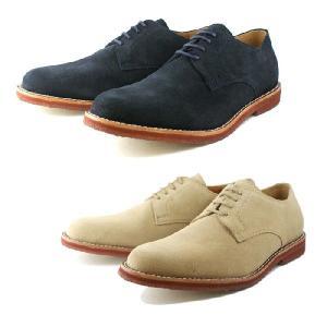 カジュアルシューズ スエード 本革 靴 ANTLEY アントレー メンズ 20210 Men's 革靴 皮靴 shoes