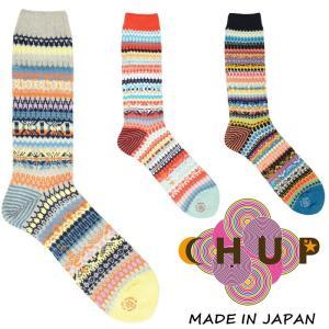 チュプ 靴下 CHUP ENNIS エニス ≪メンズ≫ ソックス 日本製 ハイソックス|footmonkey