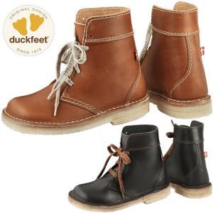 ダックフィート duckfeet DN4600 ダンスク DANSKE レースアップブーツ メンズ レディース カジュアルシューズ 本革|footmonkey