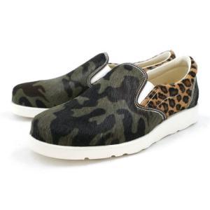 ハラコ スリッポン メンズ Locking Shoes ロッキングシューズ by FootMonkey フットモンキー FAR SLIPON 1037 【★】|footmonkey