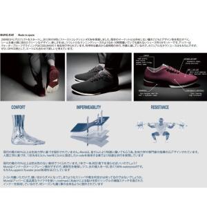 ムロ エグゼ アトム スニーカー MURO.EXE ATOM 【グレー】 防水 メンズ|footmonkey|04