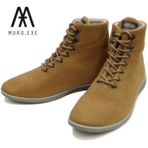 ムロ エグゼ アトム MURO.EXE ATOM BOOTS 【OCHRE】 スニーカー 防水 メンズ ブーツ|footmonkey