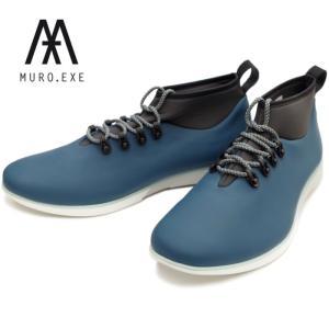 ムロ エグゼ ボルケーノ MURO.EXE VOLCANO 【SIO2】 スニーカー 防水 メンズ ブーツ|footmonkey
