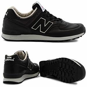 ニューバランス スニーカー 576 NEW BALANCE M576 ブラック/ベージュ [CKK]|footmonkey|02