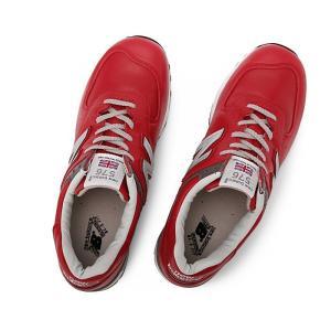 ニューバランス スニーカー 576 正規品 new balance M576 RED [レッド] ━Made in ENGLAND━ UK メンズ|footmonkey|03