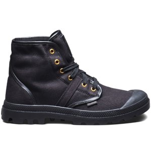 パラディウム スニーカー メンズ PALLADIUM PALLABROUSE TW 03474 〔BLACK/001〕|footmonkey