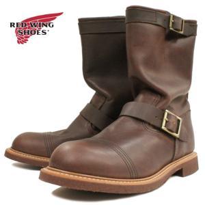 レッドウィング アイアンスミス 正規品 RED WING IRONSMITH 8121 [アンバー] ブーツ メンズ ワークブーツ footmonkey
