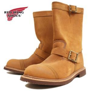レッドウィング アイアンスミス 正規品 RED WING IRONSMITH 8123 [バーントオレンジ] ブーツ メンズ ワークブーツ footmonkey
