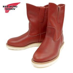 レッドウィング ペコスブーツ 正規品 RED WING PECOS BOOT 8866 [オロラセットポーテージ] ブーツ メンズ レディース footmonkey