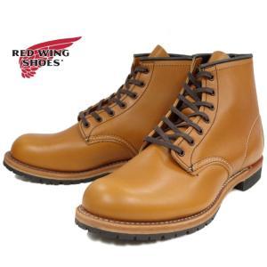 レッドウィング ベックマン 正規品 RED WING BECKMAN ブーツ 9013 [チェスナット] ワークブーツ メンズ レディース footmonkey