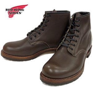 レッドウィング ベックマン 正規品 RED WING BECKMAN ブーツ 9023 [ウォルナット] ワークブーツ メンズ footmonkey