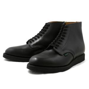 レッドウィング 正規品 RED WING 9197 ブラック ポストマンブーツ メンズ 店舗限定|footmonkey