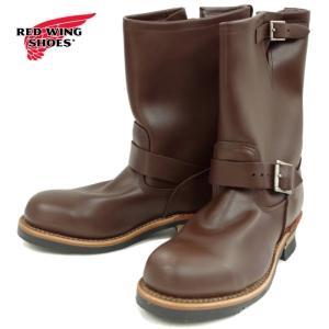 レッドウィング エンジニアブーツ 正規品 RED WING ENGINEER BOOT 2269 [チョコレートクローム] ブーツ メンズ レディース footmonkey