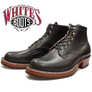 ホワイツ セミドレス ブーツ ホワイツブーツ WHITE'S BOOTS SEMI-DRESS 2332C  [ブラッククロムエクセル] ワークブーツ メンズ|footmonkey