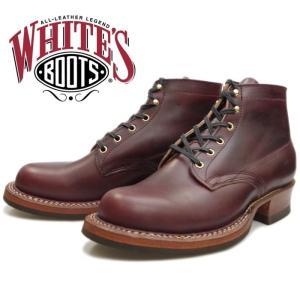 ホワイツ セミドレス ブーツ ホワイツブーツ WHITE'S BOOTS SEMI-DRESS 2332C  [ブラウンクロムエクセル] ワークブーツ メンズ|footmonkey