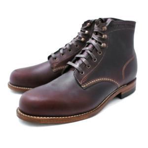 ウルヴァリン 1000マイルブーツ 正規品 WOLVERINE 1000Mile Boots ウルバリン W00137 〔コードバン〕|footmonkey