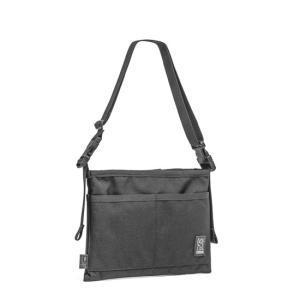 MINI SHOULDER BAG(ミニ ショルダー バッグ)は、カリフォルニア州チコの自社工場で製...