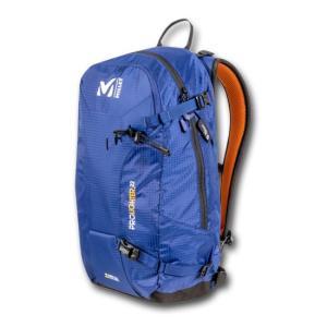 MILLET ミレーMIS1847 PROLIGHTER 22 (プロライター22)ULTRA BLUE ecb46fbe3832c