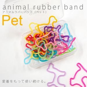 アニマルラバーバンド Pet 24pギフトボックス アッシュコンセプト|foranew