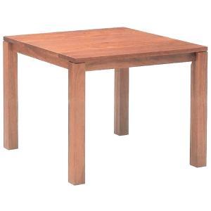 リーブステーブル スクエアテーブル 100 ハイタイプ ブラックチェリー|foranew
