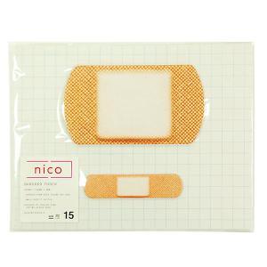 nico project 15 バンソコ ふせん (BANSOKO FUSEN 付箋)|foranew