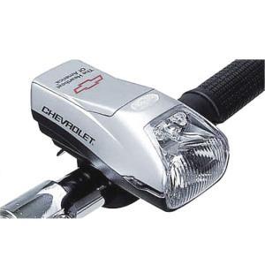 シボレー ハロゲンランプ (CHEVROLET LEDライト 4種類の点灯パターン 自転車用ライト)|foranew