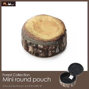 ポーチ Forest Collection Mini round pouch フォレストコレクション ミニラウンドポーチ merowings foranew