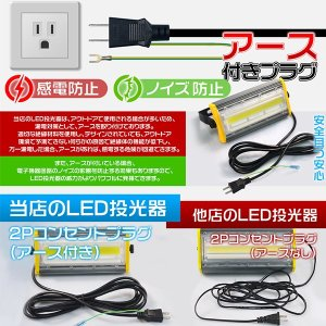 送料無 最新型 100W LED投光器二代目 ...の詳細画像2