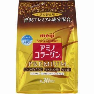 アミノコラーゲン プレミアム 詰替え用 214g 明治 meiji アミコラ