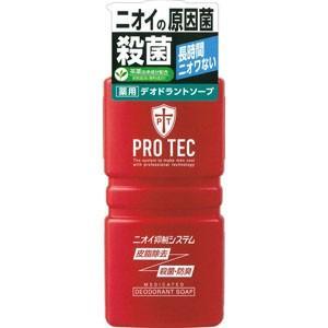 PRO TEC デオドラントソープ ポンプ 420ml