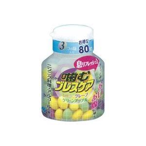 噛むブレスケア アソート 80粒ボトルの関連商品3