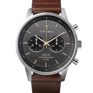 トリワ 腕時計 メンズ スモーキーネビル クロノグラフ NEST114-CL110412 TRIWA...