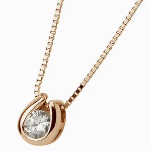永遠の輝きダイヤモンド。女性なら誰でも心に響く輝きを放つ、厳選されたK18ピンクゴールドダイヤモンド...