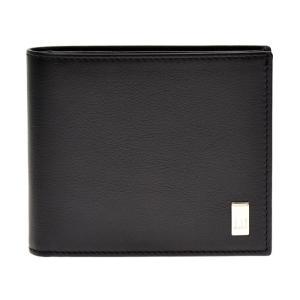 ダンヒル 二つ折り財布 小銭入れ付き QD3070A dun...