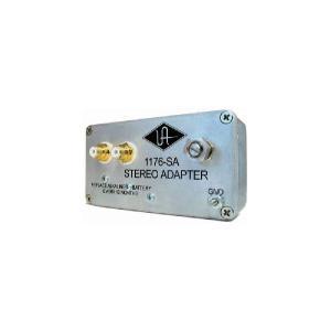 1176LNまたは6176をステレオ使用するためのステレオリンクアダプター。