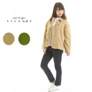north object LILASIC ノースオブジェクト リラシク コットンライトジャケット s69001m forest-shops