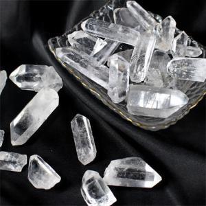 【サイズ】縦:最大約60mm最小約18mm  大小さまざまなサイズの結晶の詰め合わせです。  100...