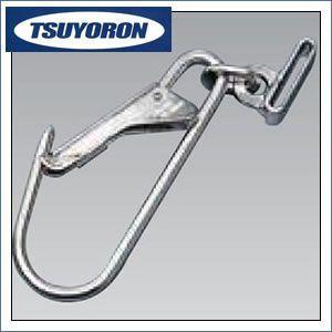 ツヨロン(TSUYORON) 吊り用フック (大)|forest-world