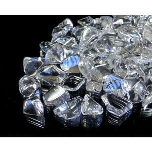 天然水晶 さざれチップ 500g (Lサイズ) 浄化 (最高級5A)|forestblue