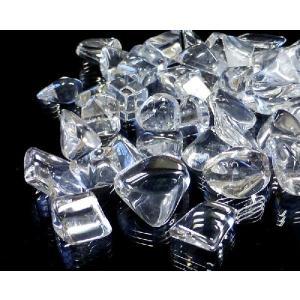 天然水晶 さざれチップ 100g (XLサイズ) 浄化 (最高級5A) (郵便でのお届け)(代引き/日付指定不可)|forestblue