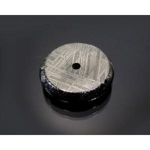 ギベオン隕石 ピーディスク ドーナツ型   パワーストーン 天然石 forestblue