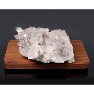水晶クラスター(クル渓谷産) 原石  No.8 パワーストーン 天然石|forestblue