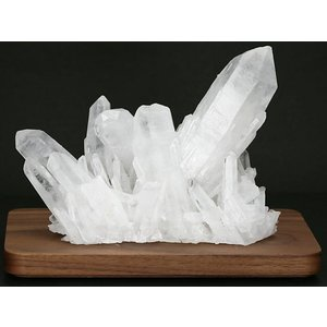 天然水晶 クラスター・原石 (マダガスカル産)  No.55 パワーストーン 天然石|forestblue
