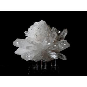 天然水晶 クラスター・原石 (マダガスカル産)  No.57 パワーストーン 天然石|forestblue