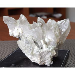 ヒマラヤ水晶 クラスター・原石 No.10|forestblue