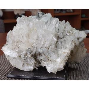 ヒマラヤ水晶 クラスター・原石 No.15|forestblue
