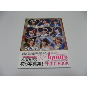 LOVELIVE! SUNSHINE!! Aqours LIVE&FAN MEETING PHOTO BOOK|forestbooks