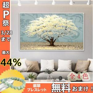 絵画 油絵 壁掛け アートパネル 額つき インテリア 美術品 寝室 玄関飾り  撥水 縁起物 北欧風