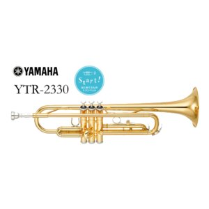 ヤマハ トランペット YTR-2330|forestmusic