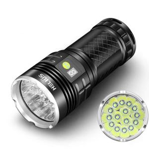 懐中電灯 LED usb充電式 強力らいと ledライト フラッシュライト 超高輝度 明るさ1200...